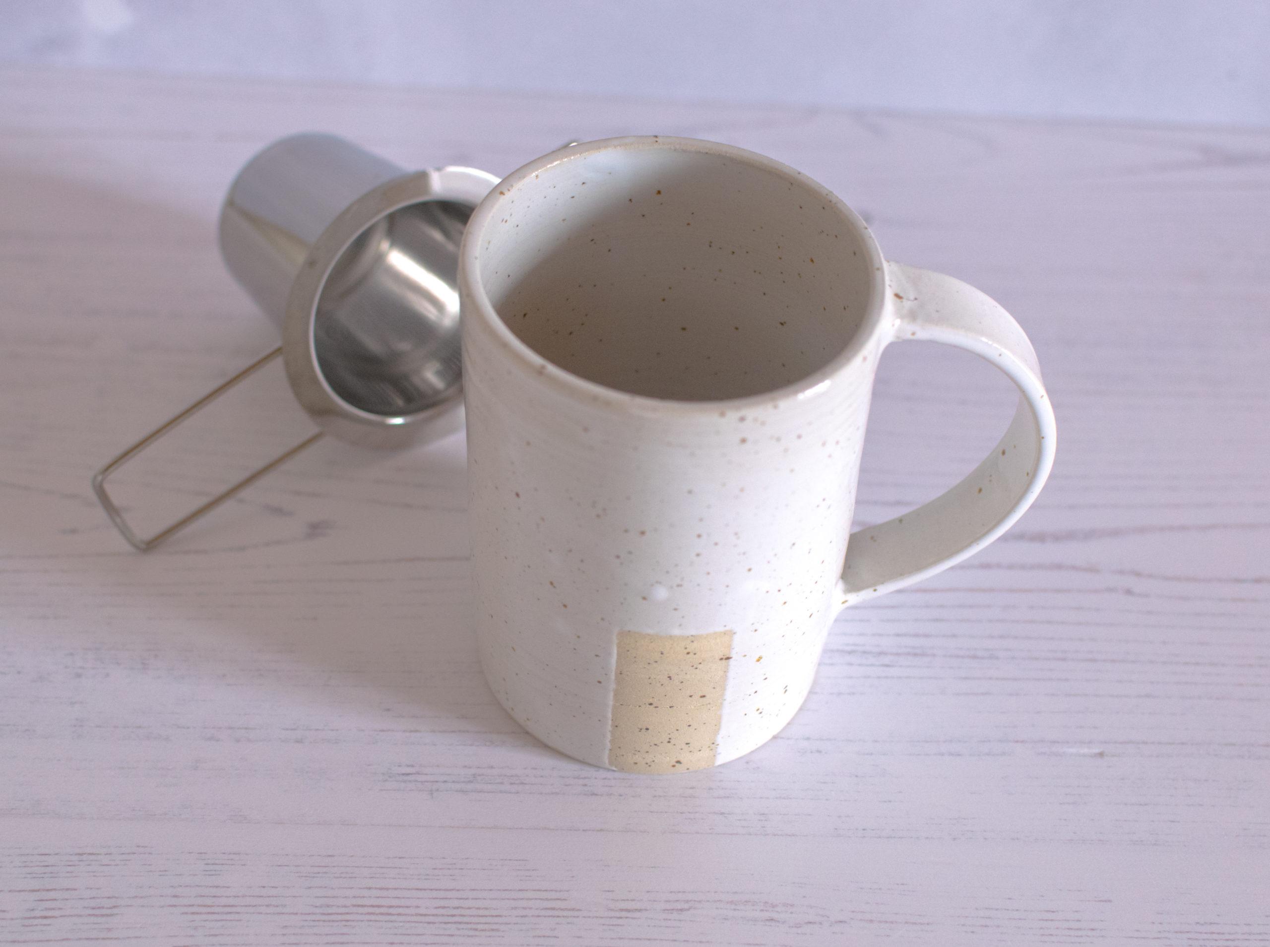 Tazza in ceramica onigiri