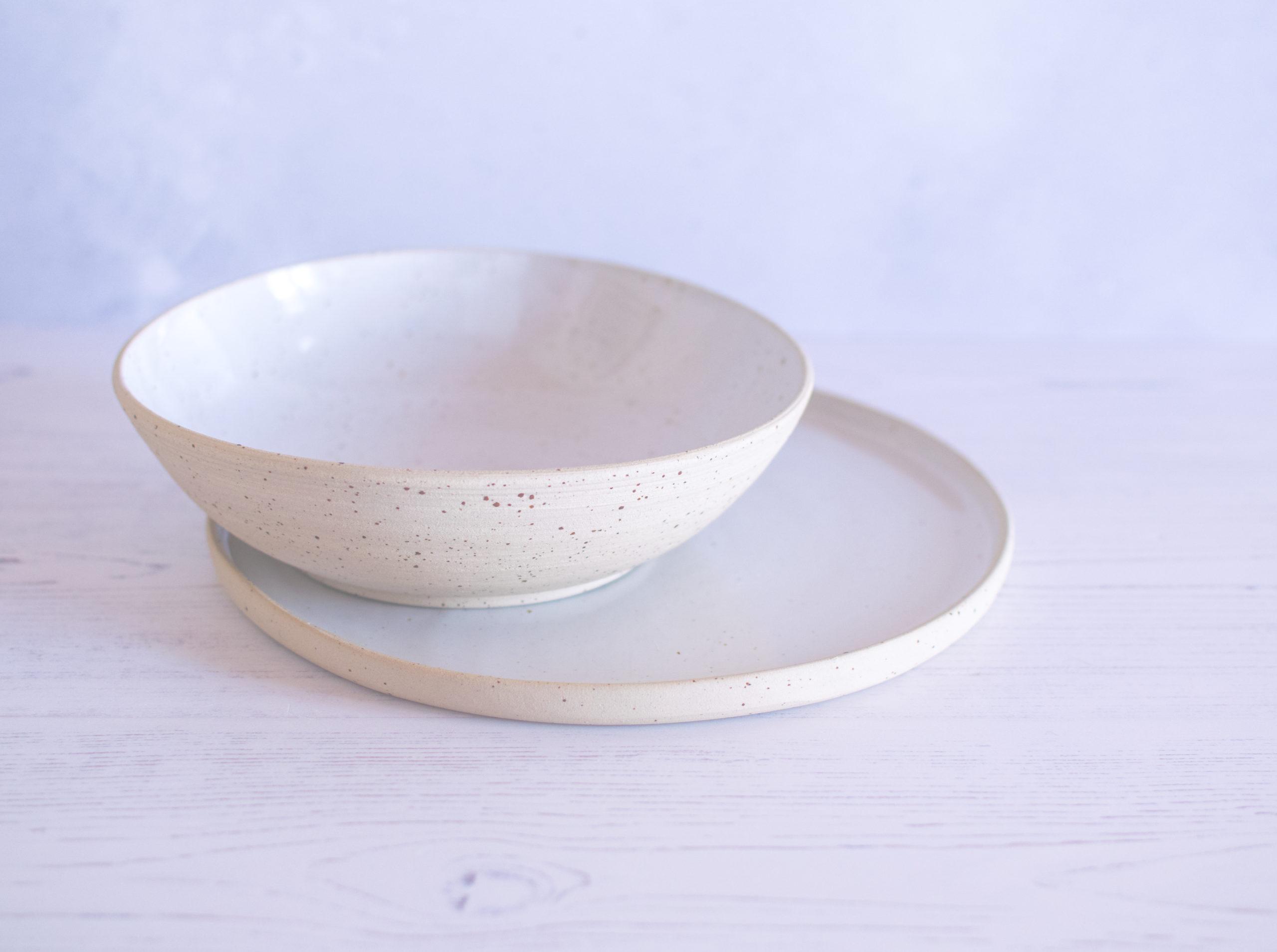 Piatti onigiri in ceramica
